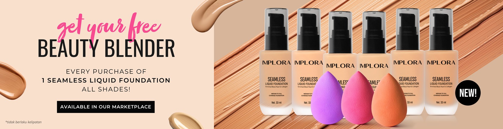 Implora Cosmetics